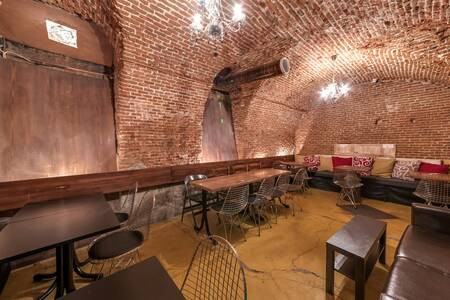 Tapioca chill : Cueva, Sala de alquiler Madrid La Latina #0