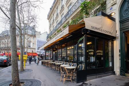 La Place, Bar Paris Plaine Monceau #0