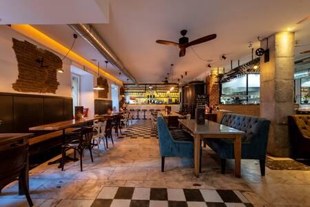 Amicis, Restaurante Madrid  #0