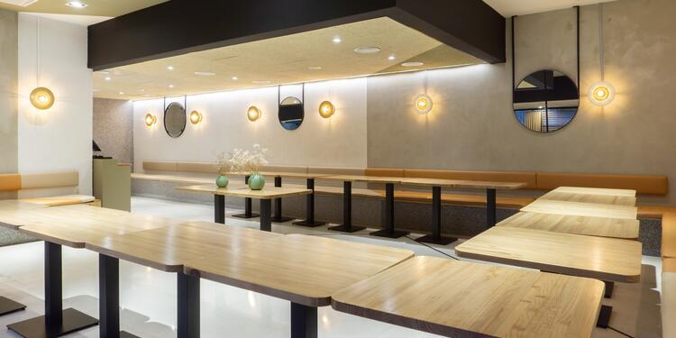 Restaurante Popa : sala de conferencia, Sala de alquiler Madrid  #0