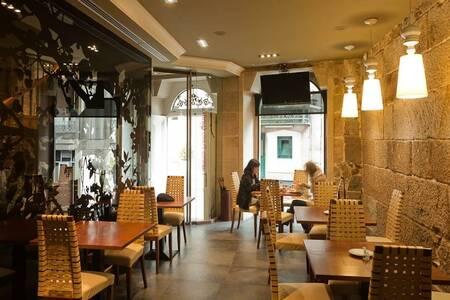 Hotel Puerta Gamboa, Sala de alquiler Vigo Rúa Gamboa #0