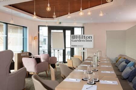 Hilton Garden Inn Paris Massy : le Salon Opéra, Salle de location Massy  #0