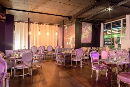 Le Café Barge: le Salon Ministère, Salle de location Paris Gare de Lyon #0