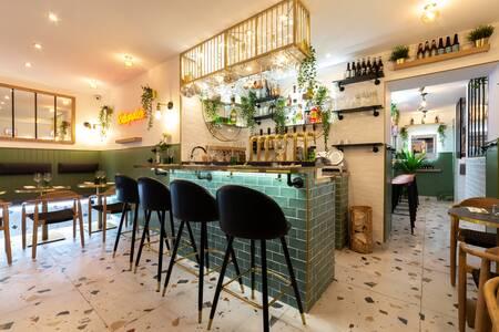 Chez Toto Batignolles, Bar Paris Batignolles #0