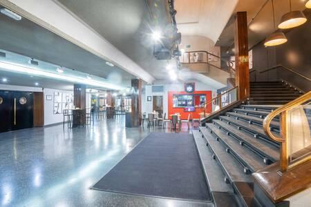 Teatro Amaya : hall, Sala de alquiler Madrid Chamberí #0