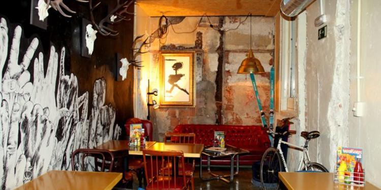 Zombie Bar, Restaurante Madrid Malasaña #1