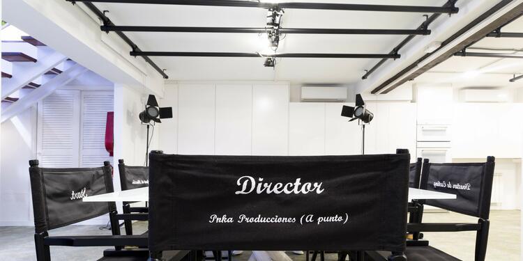 Pnka Producciones, Sala de alquiler Madrid  #0