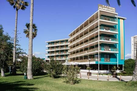 Hotel Almirante, Sala de alquiler Alicante (Alacant) Alicante  #0
