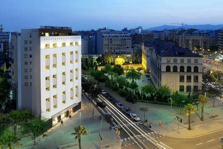 Eurostars Monumental, Sala de alquiler Barcelona Carrer del Consell de Cent #0