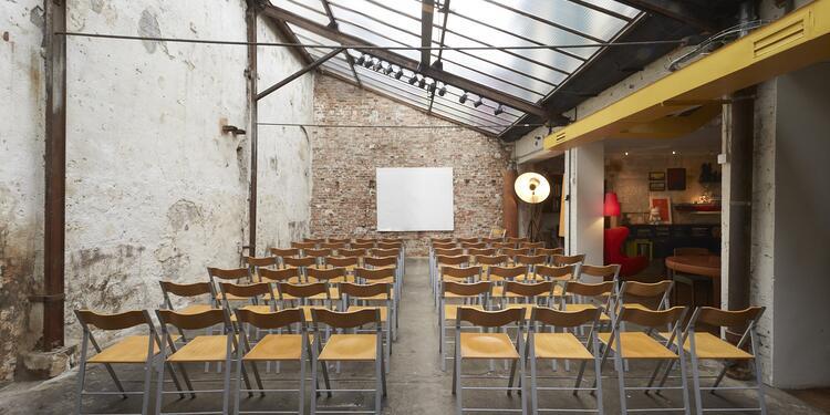 Studio de la Fonderie, Salle de location Paris Folie-Méricourt #0
