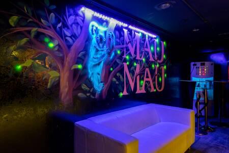 Mau Mau, Sala de alquiler Madrid Chamartín #0