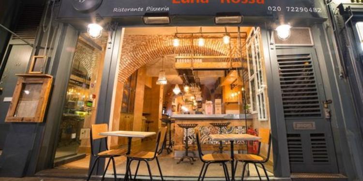 Luna Rossa, Restaurante Madrid Centro #0