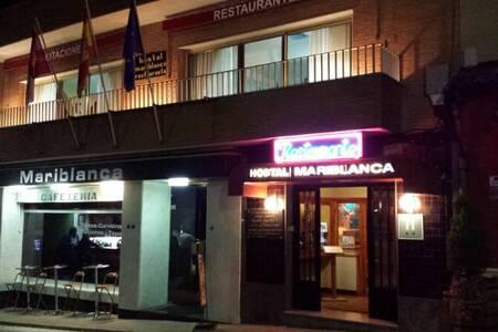 Hotel Mariblanca, Sala de alquiler Sacedón Sacedón #0