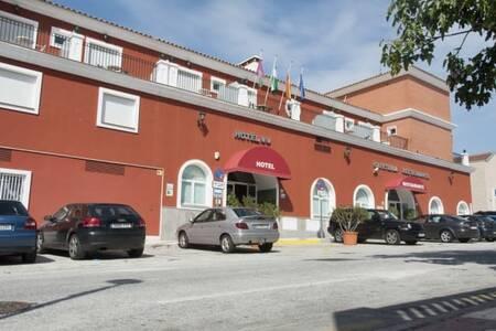 Hotel Romerito, Sala de alquiler Málaga Calle Espacio #0