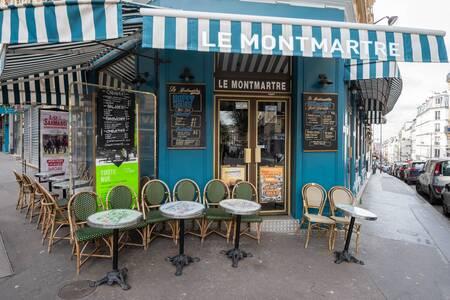 Le Café Montmartre, Bar Paris Clignancourt #0