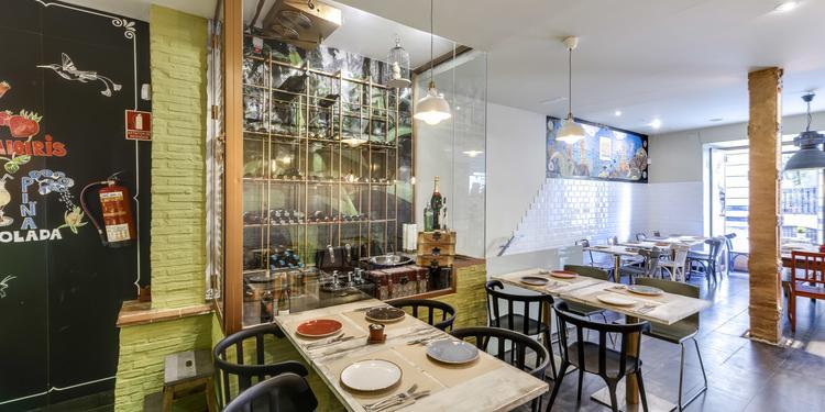 Américo Restaurante y Coctelería, Bar Madrid Ópera #0