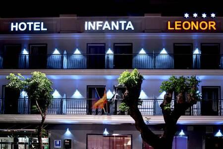 Hotel Infanta Leonor, Sala de alquiler Écija Écija #0