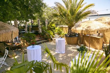 Cafe del Rey : Bora Beach, Sala de alquiler Madrid Príncipe Pío #0