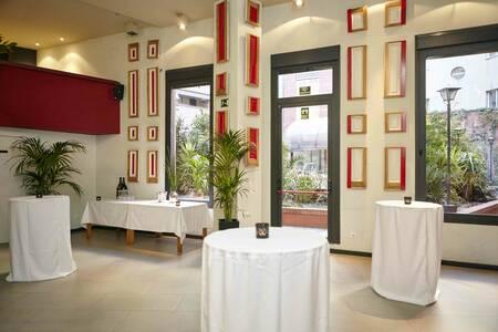 Café del Rey : Salon CDR, Sala de alquiler Madrid Príncipe Pío #0