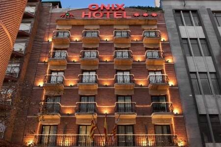 Hotel Onix Fira, Sala de alquiler Barcelona Carrer de Llança #0
