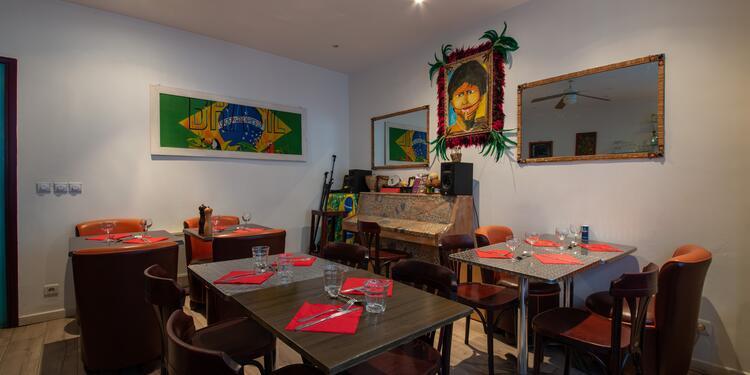 Le Tropicalia, Restaurant Paris Epinettes #0