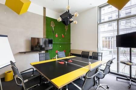 Cool & Workers - Chemin Vert : salles de réunion, Salle de location Paris Bastille  #0
