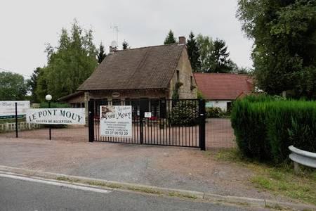 Les Salons du Pont Mouy, Salle de location Marchiennes  #0
