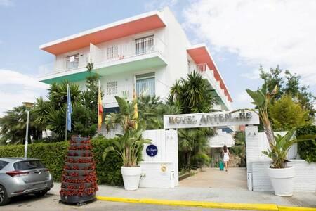 Hotel Antemare, Sala de alquiler Sitges Sitges #0