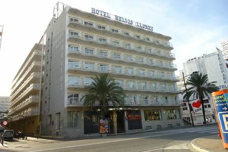 Hotel Helios Lloret De Mar, Sala de alquiler Lloret de Mar Avinguda Just Marlés Vilarrodona #0