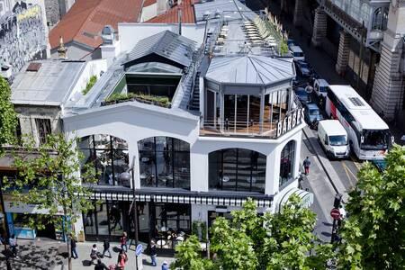 Brasserie Barbès - Privatisation 1er étage, Salle de location Paris Montmartre #0