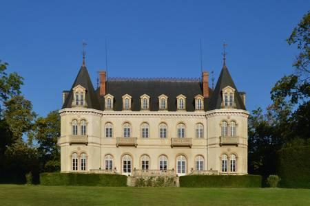 Château de Néty, Salle de location Saint-Étienne-des-Oullières  #0
