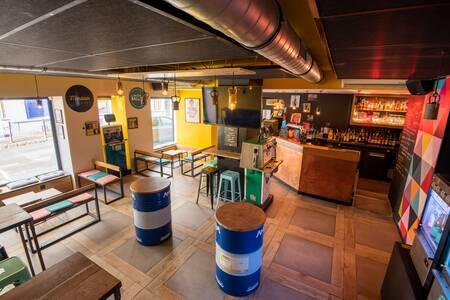 Monsieur Le Zinc Lille, Bar Lille Solférino #0