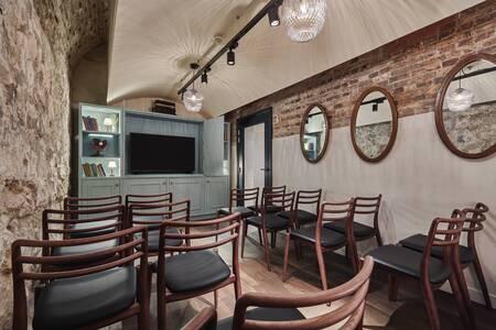 The Hoxton Paris : la Planque, Salle de location Paris Sentier #0