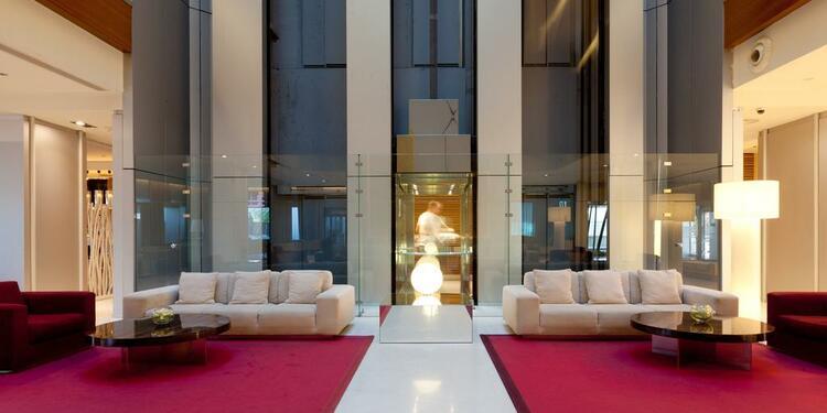 Hotel Madrid, Sala de alquiler Madrid Hotel Nuevo Madrid #0