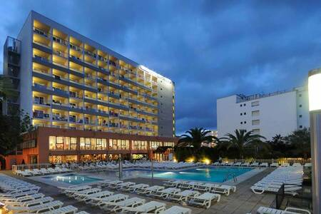 Hotel Santa Mónica, Sala de alquiler Calella Calella #0