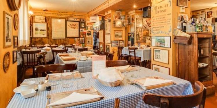 El Viejo Almacén de Buenos Aires, Restaurante Madrid Peña Grande #0
