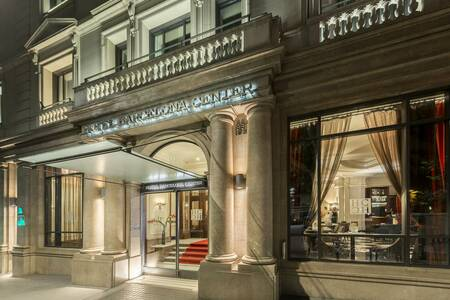Hotel Barcelona Center, Sala de alquiler Barcelona Carrer de Balmes #0