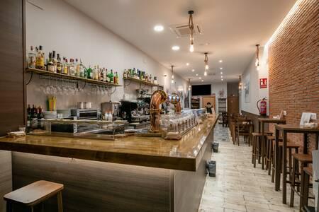La taberna de Súchil, Bar Madrid Chamberí #0