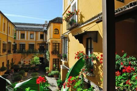 Las Casas de la Judería, Sala de alquiler Sevilla Calle Sta. María la Blanca #0