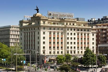 Gran Melia Fenix, Sala de alquiler Madrid Calle de Hermosilla #0
