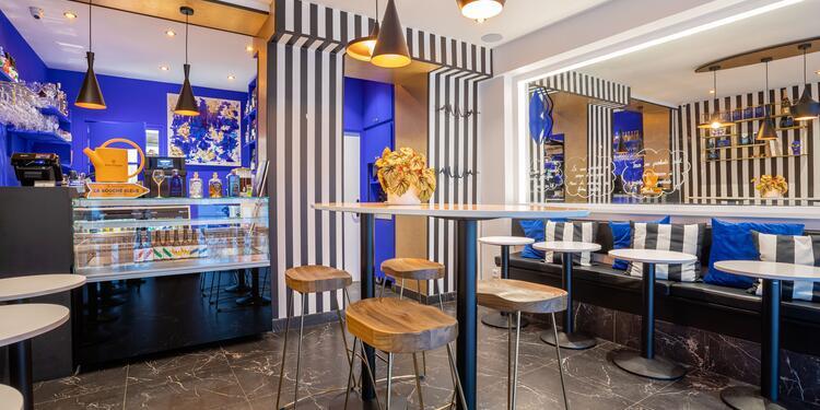 La Bouche Bleue, Salle de location Paris Grands Boulevards #0