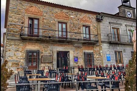 Hotel Los Usias, Sala de alquiler Dos Torres  Dos Torres #0