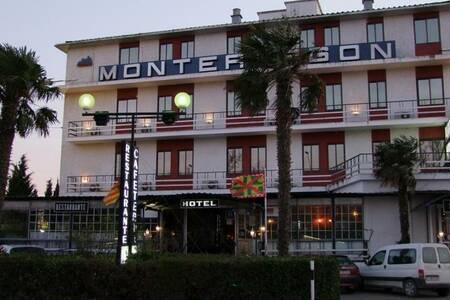 Hotel Montearagon, Sala de alquiler Campo Campo #0