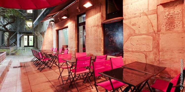 Le Pinot Grigio - Privatisation Terrasse, Salle de location Paris Saint-Paul #0