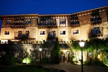 Hotel Dona Teresa, Sala de alquiler La Alberca La Alberca #0
