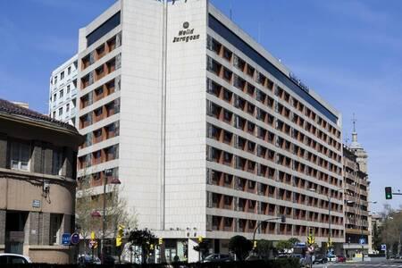 Melia Zaragoza, Sala de alquiler Zaragoza Avenida Cesar Augusto #0