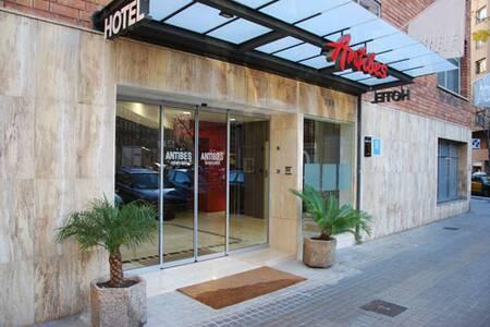 Hotel Acta Antibes, Sala de alquiler Barcelona Barcelona #0