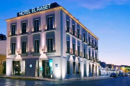 Hotel El Raset, Sala de alquiler Dénia Calle Bellavista #0