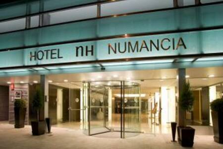 Nh Numancia, Sala de alquiler Barcelona Carrer de Numància #0