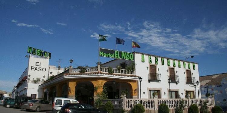 Hotel Restaurante El Paso, Sala de alquiler Bailén Bailén #0